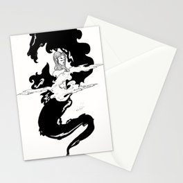 Dragon Lady Stationery Cards