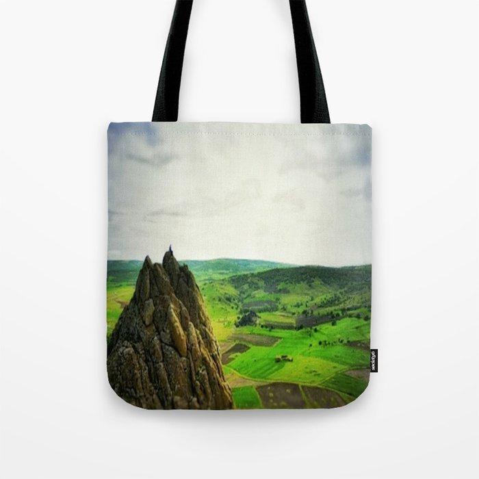 plateau Tote Bag