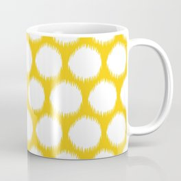 Jonquil Asian Moods Ikat Dots Coffee Mug