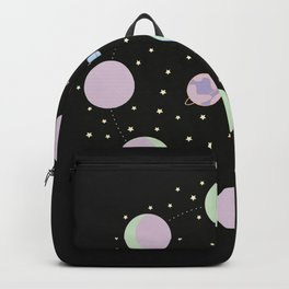 And You? - Moon Phases Illustration Backpack