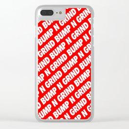 #TBT - BUMPNGRIND Clear iPhone Case