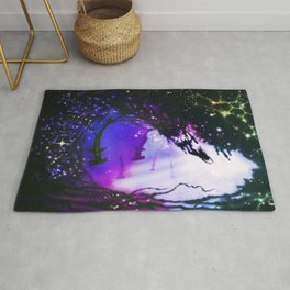 Within Your Ocean Rug