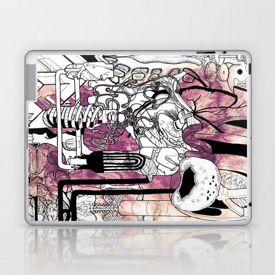 Missing Parts Laptop & iPad Skin