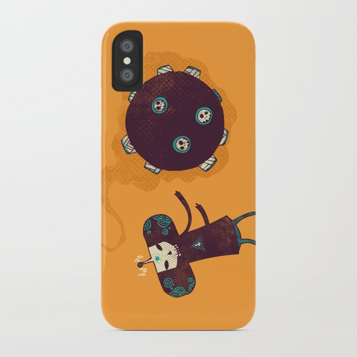 Katamari of the Dead iPhone Case