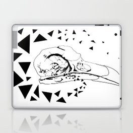 Youngbird Bird Skull Laptop & iPad Skin