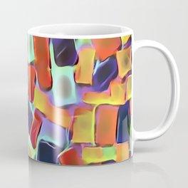 Colorful European Sidewalk Coffee Mug