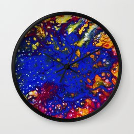 Flamosphere Wall Clock