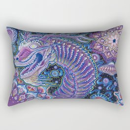 Chinese Dragon - Every Day Is A New Year Rectangular Pillow