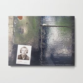 Urban Abstract 62 Metal Print