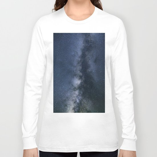 Galaxy Explore Long Sleeve T-shirt