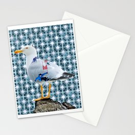 A Flock of Seagulls. Stationery Cards