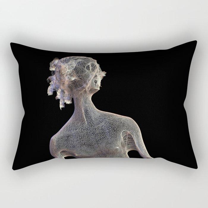 A Dead Digital Classic Rectangular Pillow