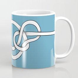 blue knot Coffee Mug