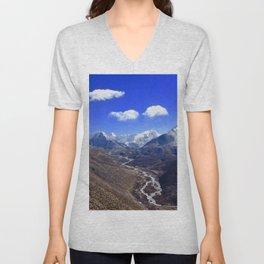 Himalayan Valley Unisex V-Neck