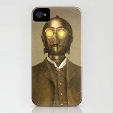 Baron Von Three PO  iPhone (4, 4s) Slim Case
