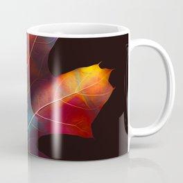 Rainbow Leaf Coffee Mug