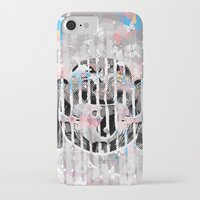 buddah iPhone & iPod Cases featuring Buddah - Butterfly by Kristina Snowflake
