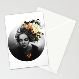 Blossom Blonde Stationery Cards