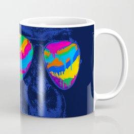 Blue Gorilla Coffee Mug