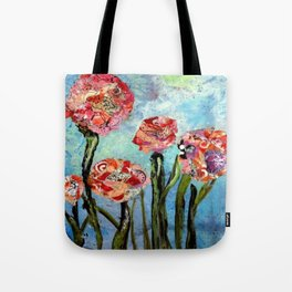 Rose Water Sky Tote Bag