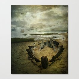 All That Remains Canvas Print