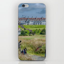 Turnberry Hotel and Golf Course iPhone Skin
