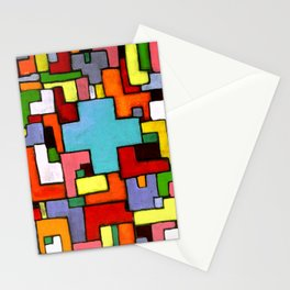 Grüne Kreuz Stationery Cards