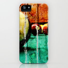 Pool and Billiards Art iPhone Case