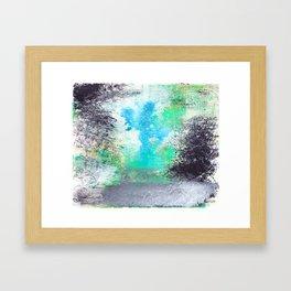MYSTIC NIGHTS Framed Art Print
