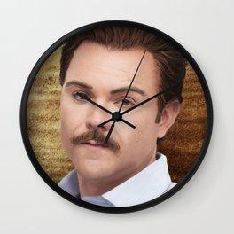 Clayne Crawford. Martin Riggs Wall Clock