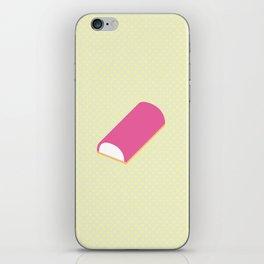 Kamaboko (not sliced) iPhone Skin