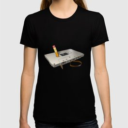 audio cassette /Marek/ T-shirt