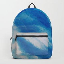 Explosive wave Backpack