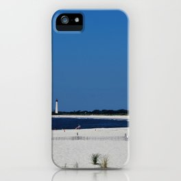 Summer, in spite of itself iPhone Case