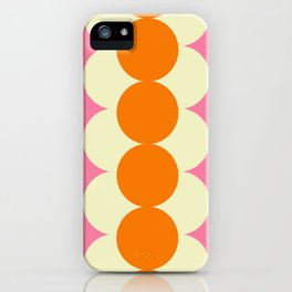 Gradual Sixties iPhone Case