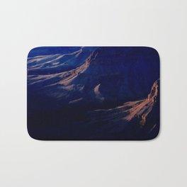 Grand Canyon Subtle Evening Light Bath Mat