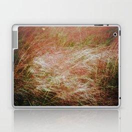 Amber waves Laptop & iPad Skin