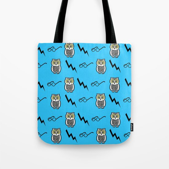A Pattern For Wizards Tote Bag