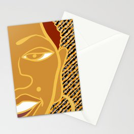Africa Calls To Me Too Stationery Cards