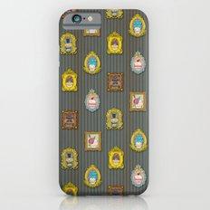 Classy Muffins Pattern Slim Case iPhone 6s