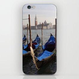 Gondolas iPhone Skin