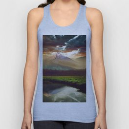 BEAUTIFUL WORLD2 Unisex Tank Top