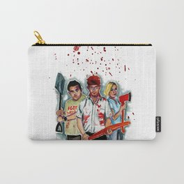 Shaun of the dead Carry-All Pouch