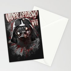 When there's no more room in Hell....Vader. Stationery Cards