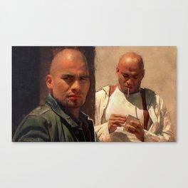 The Salamanca Brothers - The Cousins - Better Call Saul Canvas Print