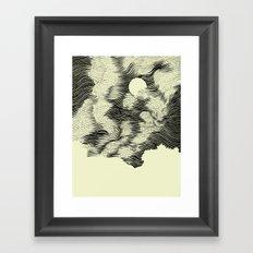 Contour 01 Framed Art Print