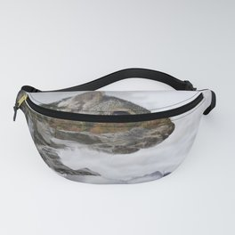 Waterfall Squirrel Fanny Pack