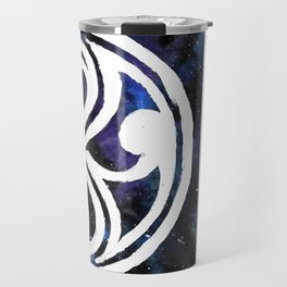 The Seal of Rassilon Travel Mug