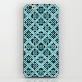 Island Paradise Patchwork iPhone Skin