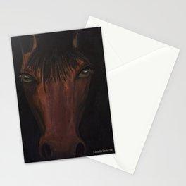 Stubborn Horse Stationery Cards